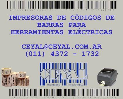 Etiquetas en Bobina para Impresion  Rio Gallegos (Santa Cruz)