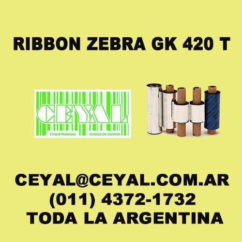 Liniers Argentina Capfed Ribbon textiles especial