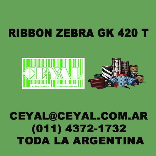 piezas en stock para impresoras Zebra