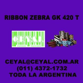 Calibracion Zebra gk 420t, Buenos Aires