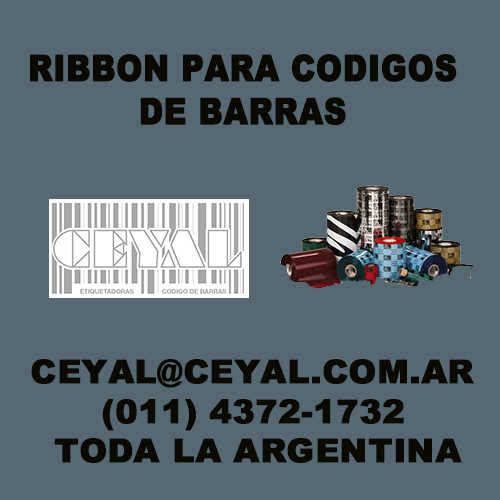 rollo etiquetas zebra 2844 Argentina