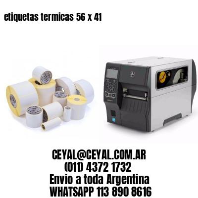 etiquetas termicas 56 x 41