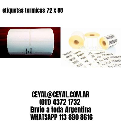 etiquetas termicas 72 x 88