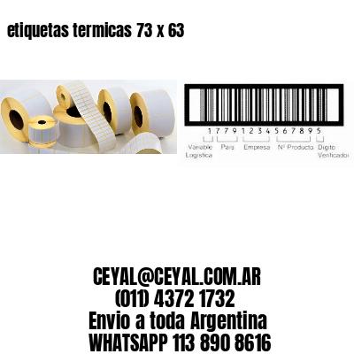 etiquetas termicas 73 x 63