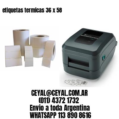 etiquetas termicas 36 x 58