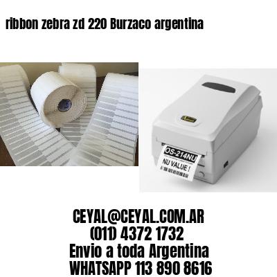 ribbon zebra zd 220 Burzaco argentina