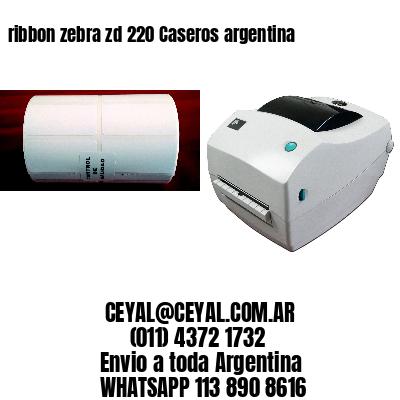 ribbon zebra zd 220 Caseros argentina