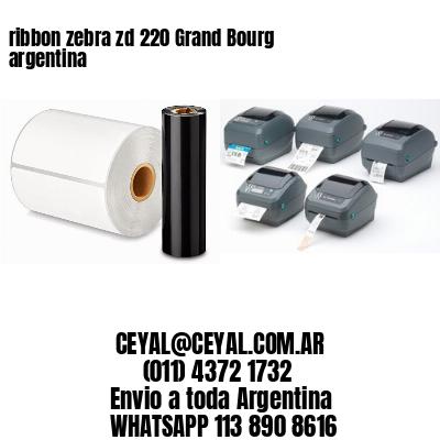 ribbon zebra zd 220 Grand Bourg argentina