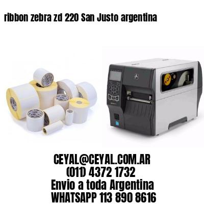 ribbon zebra zd 220 San Justo argentina
